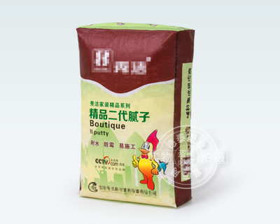 High-grade putty powder Packaging bag