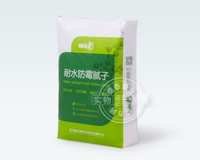 Water resistant putty Packaging bag