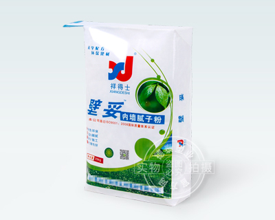 Putty powder building materials packaging bag